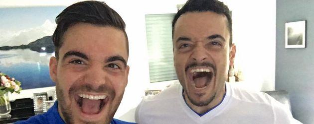 Stefano und Giovanni Zarrella