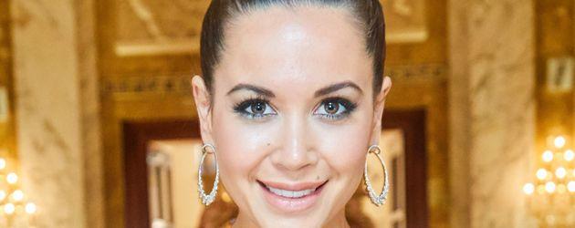 """Grace Capristo bei der """"Hollywood in Vienna""""-Gala 2016"""