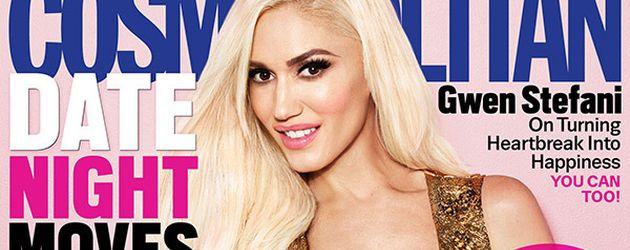 "Gwen Stefani als ""Cosmopolitan""-Covergirl"
