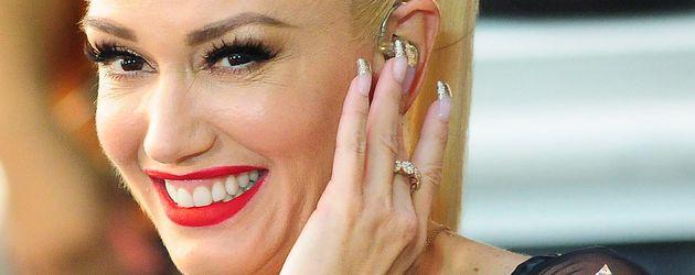 """Gwen Stefani beim Auftritt auf dem """"Today Citi Concert"""" 2016"""
