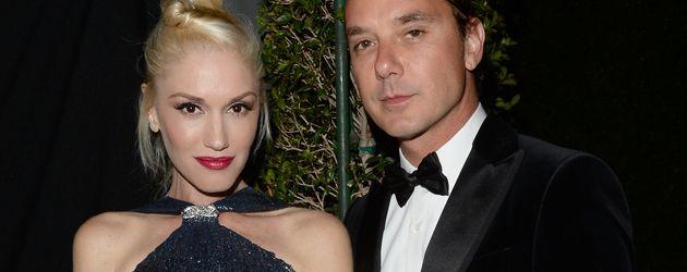 Gwen Stefani und Gavin Rossdale beim Wallis Annenberg Center