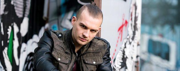 GZSZ-Schauspieler Eric Stehfest