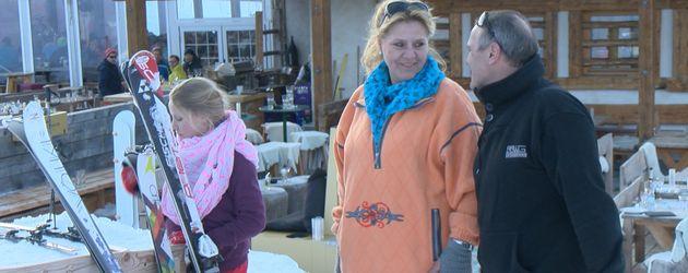 Silvia Wollny, Harald Elsenbast und Loredana Wollny