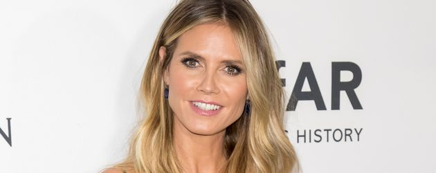 Heidi Klum bei der amfAR's Inspiration Gala in Los Angeles
