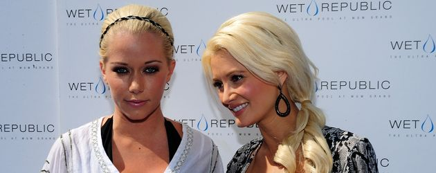 Holly Madison und Kendra Wilkinson