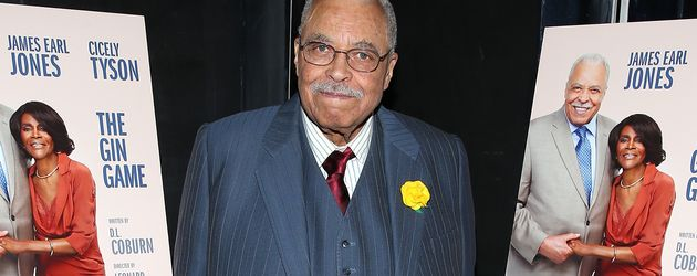 Hollywood-Star James Earl Jones
