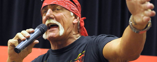 Hulk Hogan redet in Rage