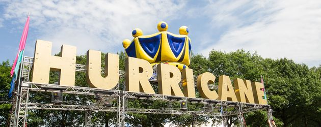 """Hurricane Festival"" in Niedersachsen"