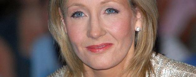 """J.K. Rowling, Autorin von """"Harry Potter"""""""