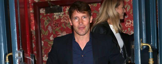 James Blunt im September 2016 bei einer Veranstaltung in London