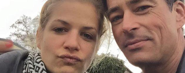 Susan Sideropoulos und Jan Sosniok