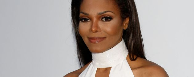 Janet Jackson 2012  bei der amfAR's Cinema Against AIDS-Gala