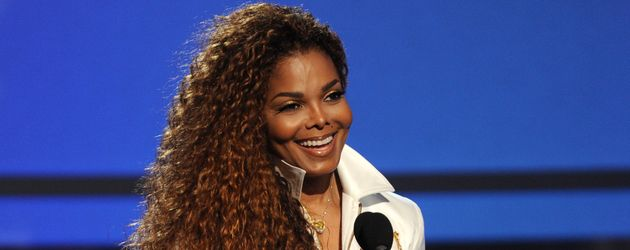 Janet Jackson bei der Verleihung der BET Awards 2015 in Los Angeles