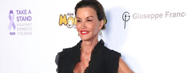 "Janice Dickinson bei der ""Kiss The Monkeys - Stop Domestic Violence""-Gala"