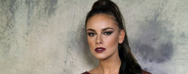 Schauspielerin Janina Uhse