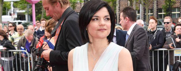 Jasmin Tabatabai beim Deutschen Filmpreis