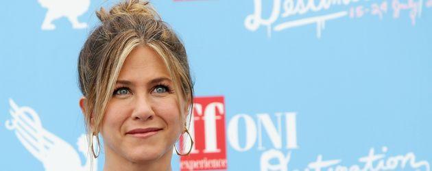 "Jennifer Aniston beim ""Giffoni Film Festival"" 2016 in Italien"