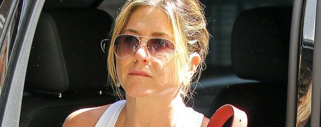 Jennifer Aniston, Hollywood-Star