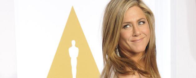 Jennifer Aniston auf dem roten Teppich