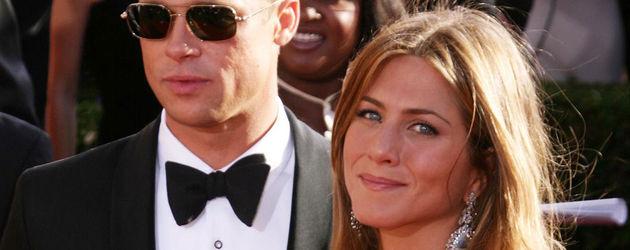 Jennifer Aniston And Brad Pitt 2013 Angelina an Bor...