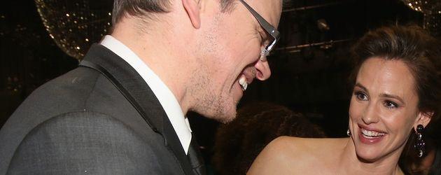 Jennifer Garner und Matt Damon