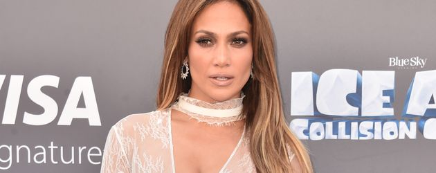 "Jennifer Lopez bei der Premiere von ""Ice Age"" in Los Angeles"