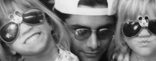 Ashley Olsen, Mary-Kate Olsen und John Stamos