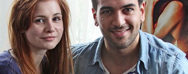 Elyas M'Barek und Josefine Preuß