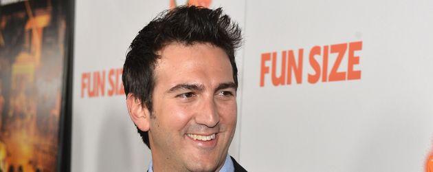 """Josh Schwartz bei der Premiere zu """"Fun Size"""" in Hollywood"""