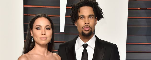 Jurnee Smollett und Josiah Bell Oscar-Party 2016