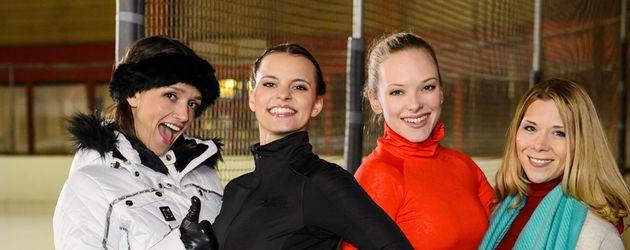 Tanja Szewczenko, Kaja Schmidt-Tychsen und Judith Neumann