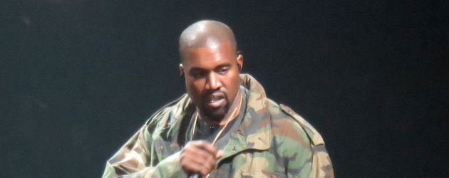 Kanye West bei einer Show in Toronto