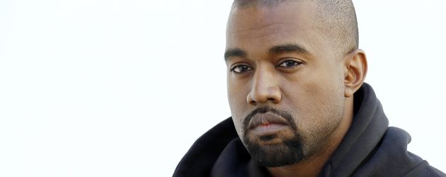 "Kanye West bei der ""Paris Fashion Week"""