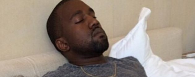 Kanye West und North West