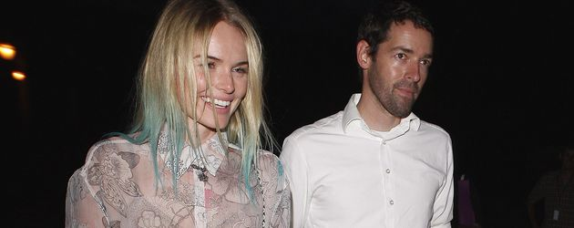 Kate Bosworth mit Michael Polish