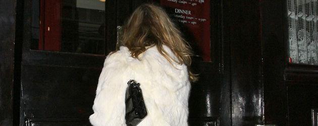 Kate Moss von hinten