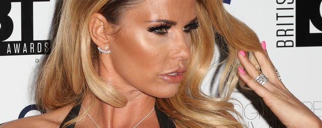 Katie Price, Model