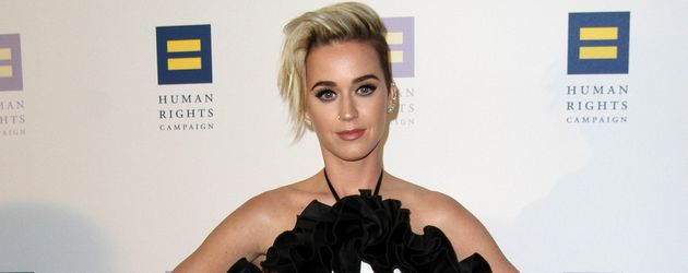 Katy Perry auf der Human Rights Campaign 2017