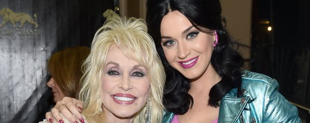 Katy Perry und Dolly Parton