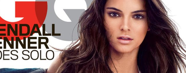 Kendall Jenner auf dem GQ-Cover im Mai 2015