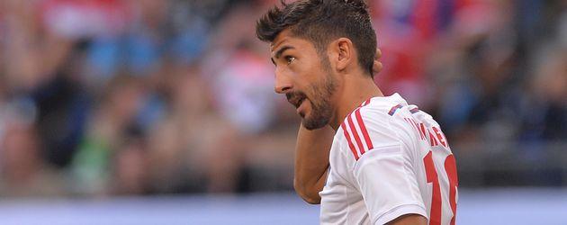 Kerem Demirbay, Fußballer