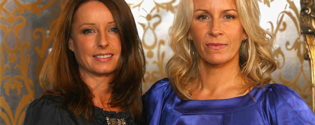 Keren Woodward und Sara Dallin in London 2009
