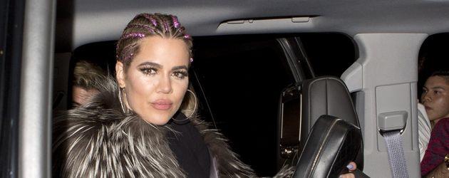 Khloe Kardashian bei der Geburtstagsparty von Kylie Jenner
