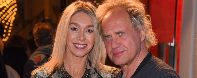 Kiki Viebrock und Uwe Ochsenknecht