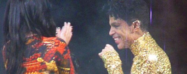 Kim Kardashian und Prince