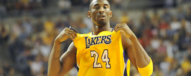 Kobe Bryant, NBA-Star