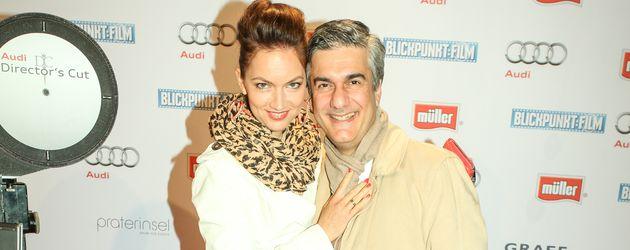 Kristin Sikder mit ihrem Ehemann Stephen A. Sikder