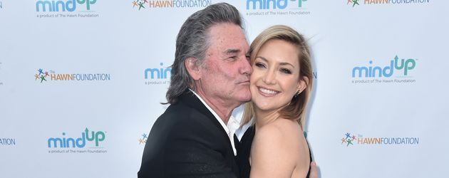 Kurt Russell und Kate Hudson bei einer Charity Gala in Beverly Hills