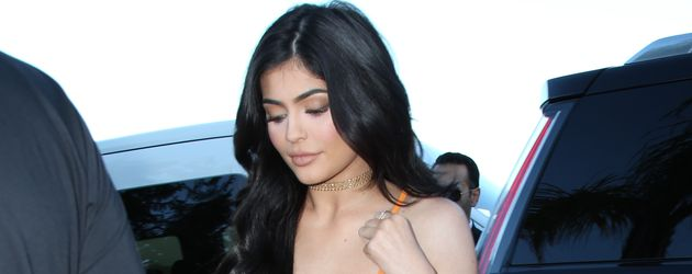 Kylie Jenner bei der PrettyLittleThing.com US Launch Party