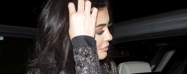 Kylie Jenner bei ihrer Geburtstagsparty